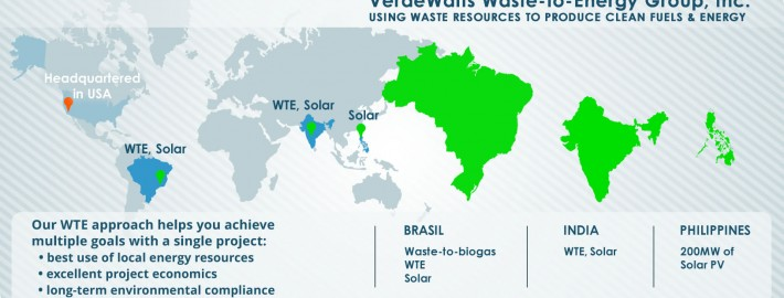 VerdeWatts Waste-To-Energy Group, Inc.