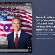 Wilburn interview with Matt Matern on KABC